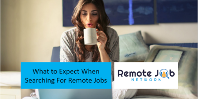 what to expect when searching for remote jobs